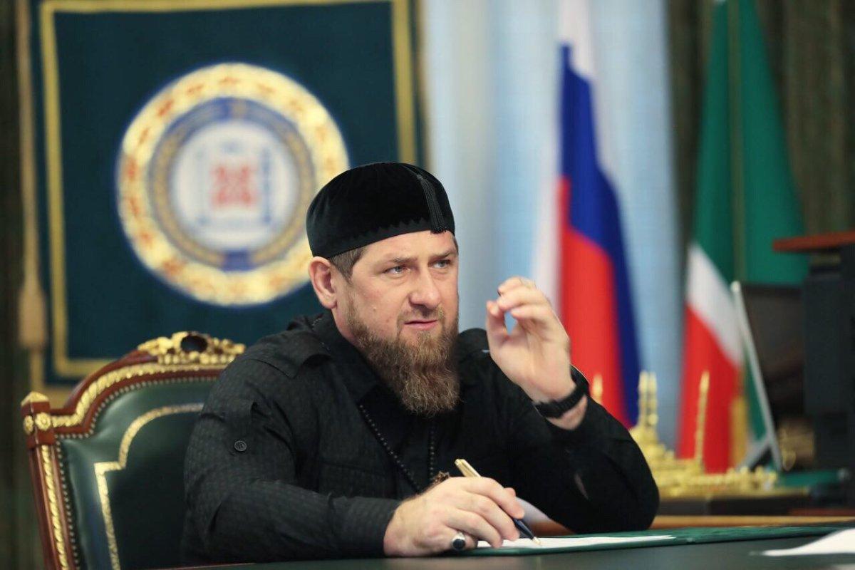 Кадыров поддержал Слуцкого вскандале сдомогательствами иназвал его «братом»