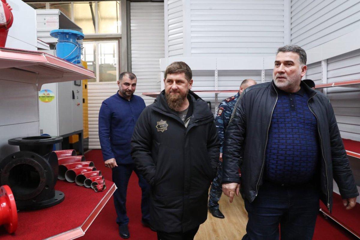 Ризван Масаев назначен надолжность министра индустрии иэнергетикиЧР