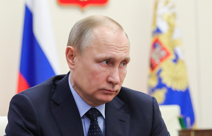 Путин внес в Государственную думу проект осовершенствовании контроля всфере противодействия коррупции