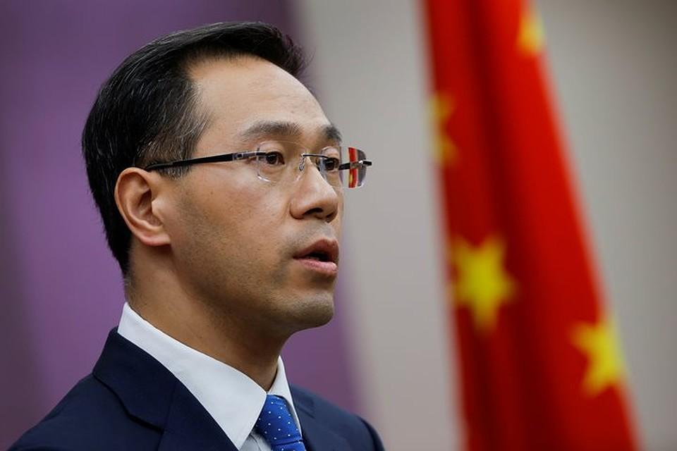 Власти Китая проинформировали, что санкции США не отразятся насотрудничестве сРоссией