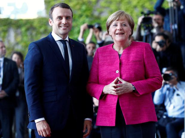 Германия иСША смотрят заэффектом отантироссийских санкций: Меркель