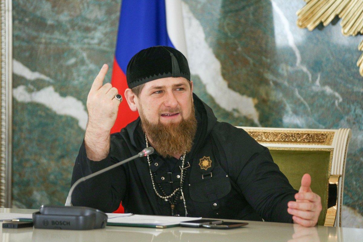 Кадыров призвал непереживать зажизнь кота солдата клуба «Беркут»