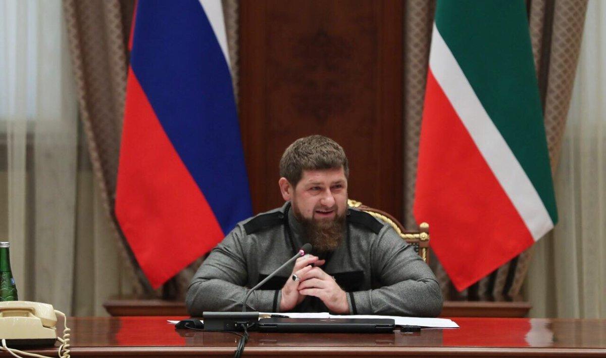 «Россия верит всвоего президента». Кадыров поздравил В.Путина синаугурацией
