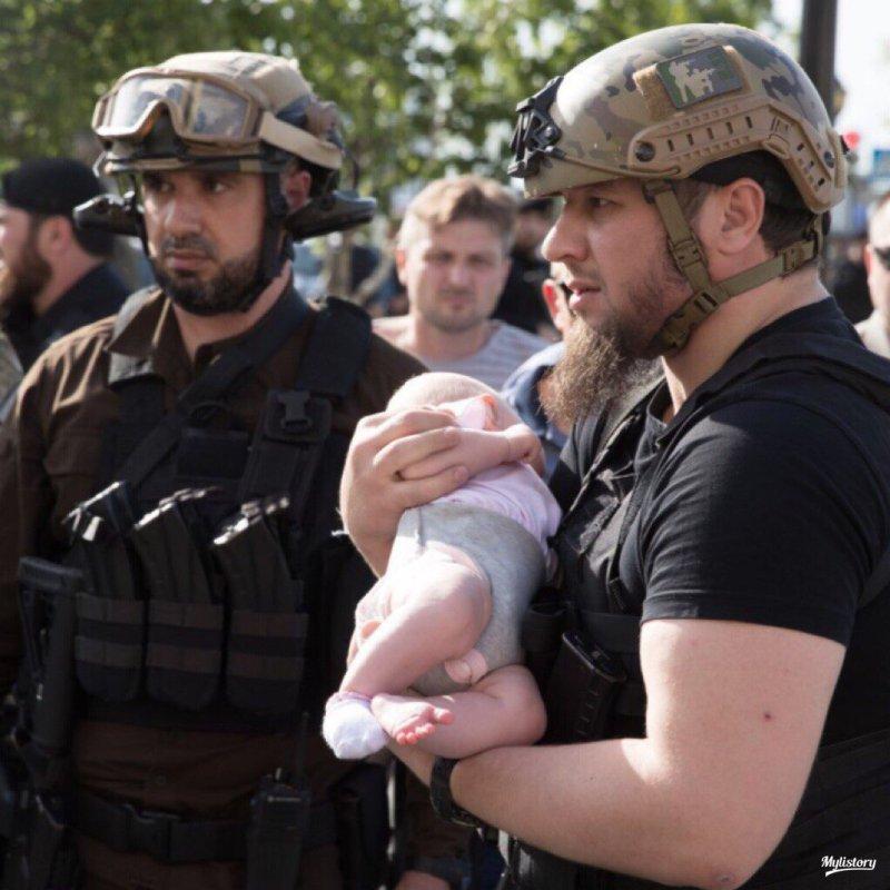 Р.Кадыров: Это был день торжества человечности