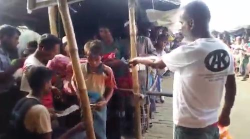 Фонд Кадырова организовал беспрецедентную гуманитарную акцию в лагере для беженцев из Мьянмы