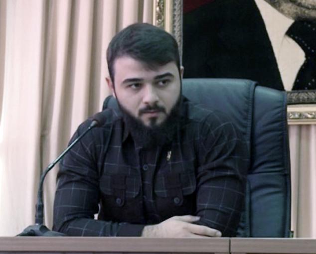 Хамзат Кадыров назначен врио главы администрации Курчалоевского района