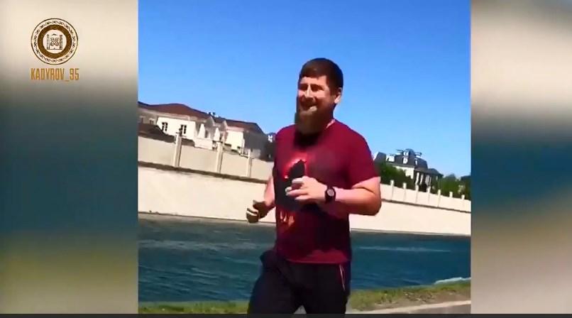 В своем блоге Р. Кадыров рассказал о пользе пеших прогулок