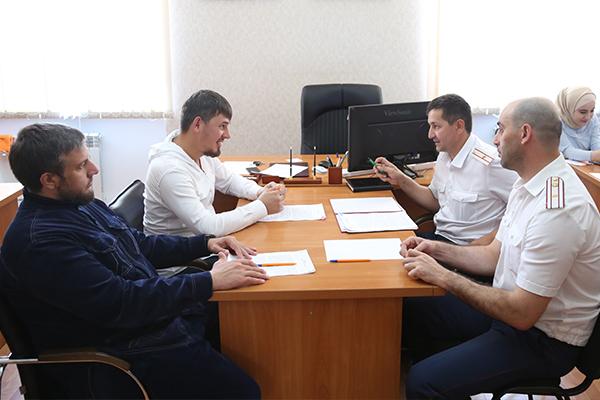 Между УФСИН и молодежными организациями «Ахмат» и «Путин» подписано соглашение о сотрудничестве