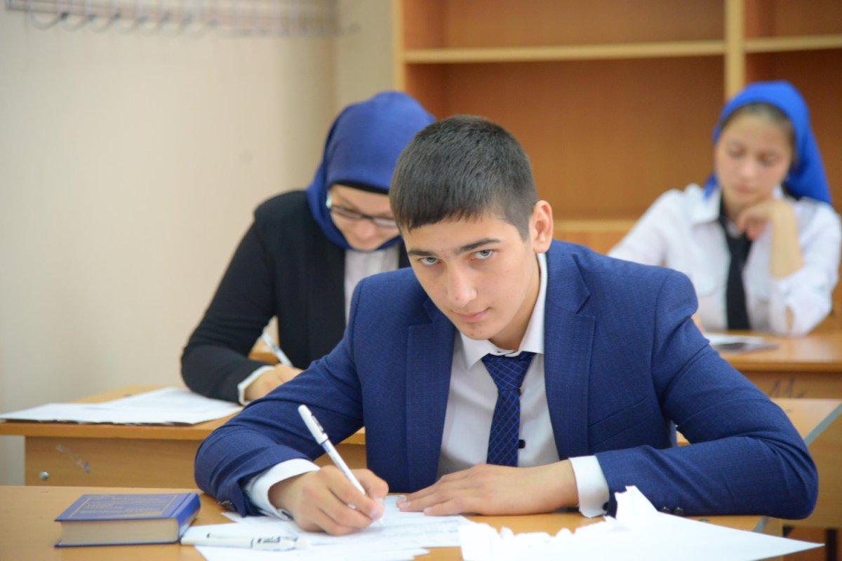 Выпускники 9-х классов Чечни сдали ОГЭ