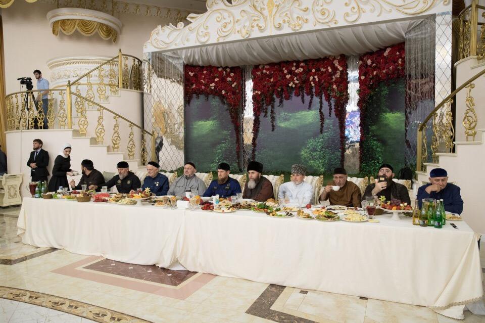 Р. Кадыров: Я помню, ценю и уважаю каждого человека из команды Ахмата-Хаджи Кадырова
