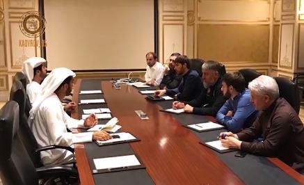 Делегация из Чечни в Дубае обсудила вопросы сотрудничества с крупными инвесторами ОАЭ