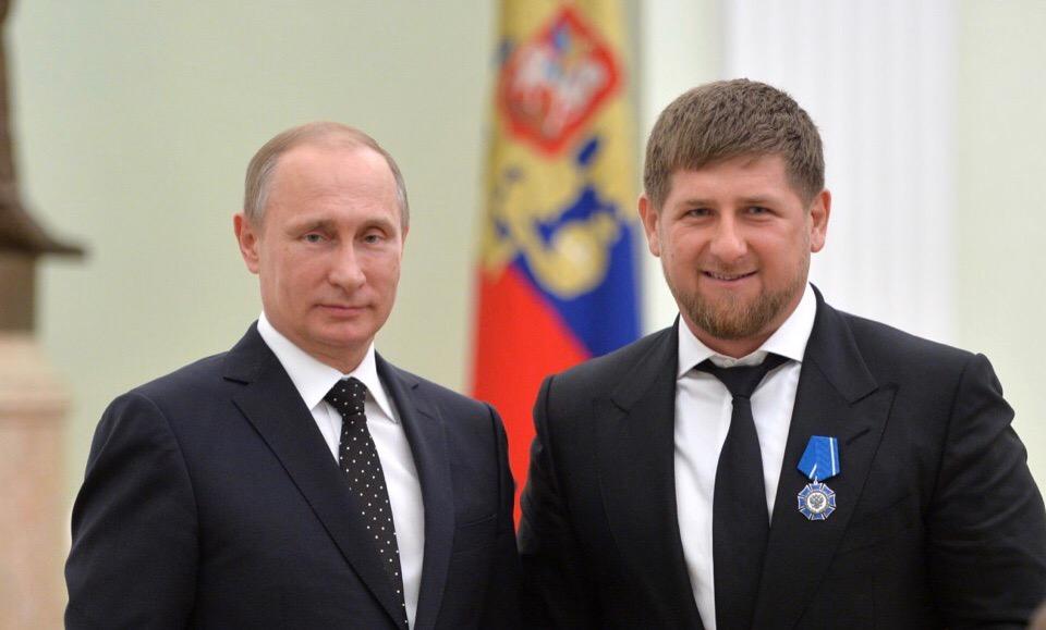 Глава Чечни поздравил Президента РФ с вручением высшей награды КНР