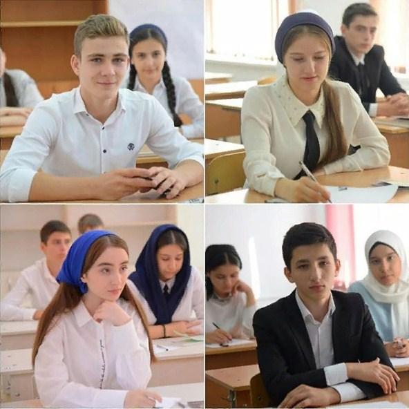 В Чечне сдали ОГЭ по родному языку