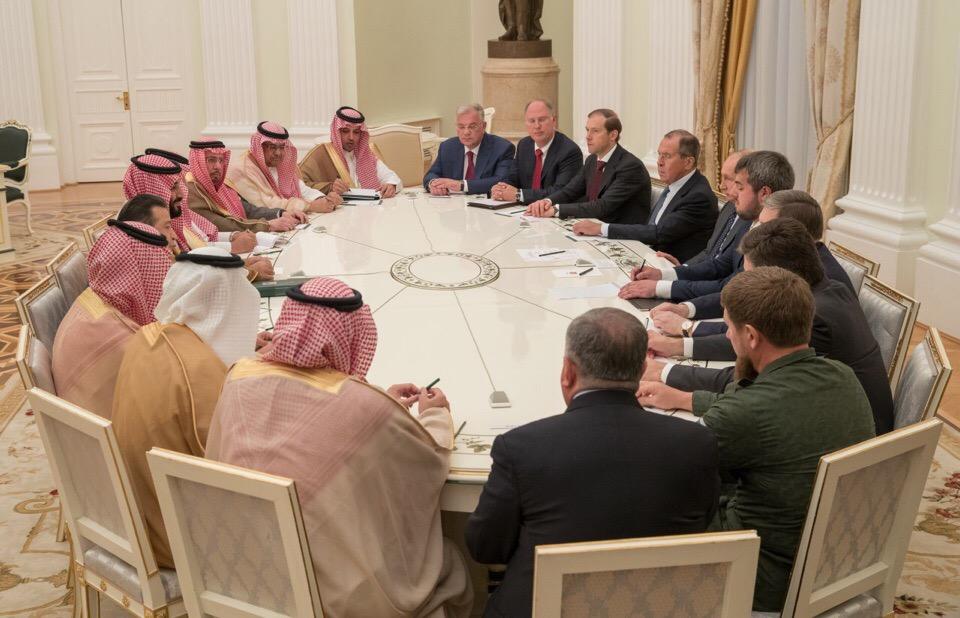 Наследный принц КСА Мухаммед бен Сальман Аль Сауд принял приглашение Р. Кадырова посетить Чечню