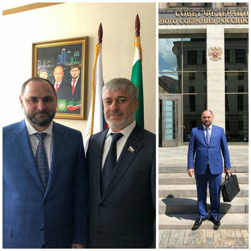 В Москве обсудили вопросы подготовки и проведения Дней Чеченской Республики в Совете Федерации