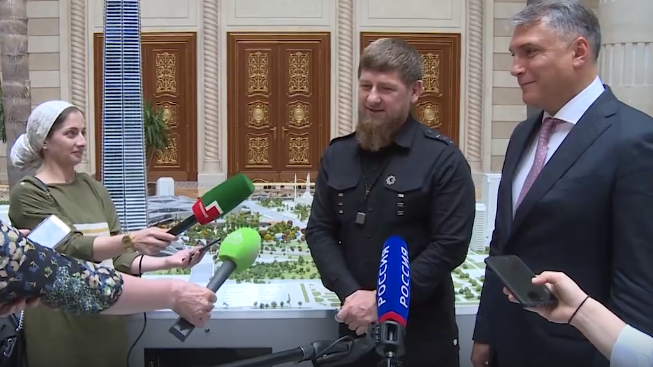 Полпред президента вСКФО предложил распространять опыт восстановления Чечни на иные регионы
