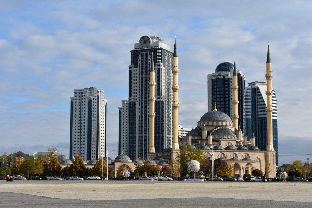 ЧЕЧНЯ. 31 мая в мечети «Сердце Чечни» будут выставлены священные реликвии