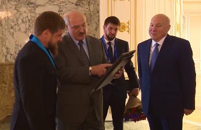ВЧечне объяснили слова Кадырова о«200 километрах доТбилиси»