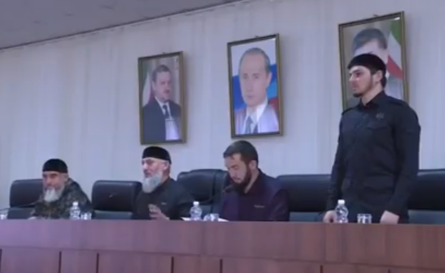 ЧЕЧНЯ. Хас-Магомед Кадыров назначен исполняющим обязанности мэра Аргуна